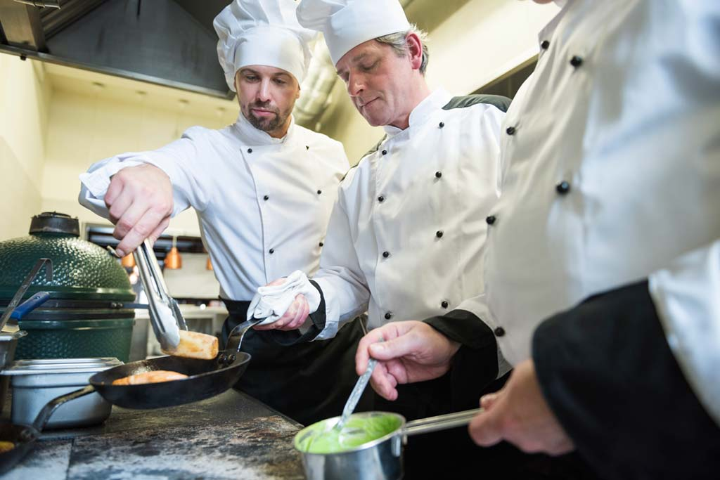 Executive Chef Burgenland
