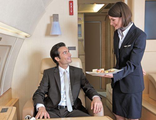VIP cabin attendant