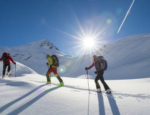 Wintersaison in Österreich