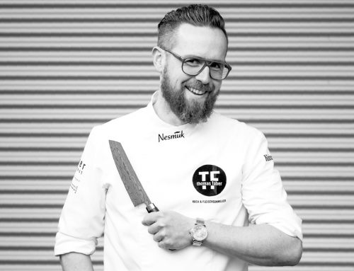 Position als Küchenchef für Faber Feinkost in Main-Franken